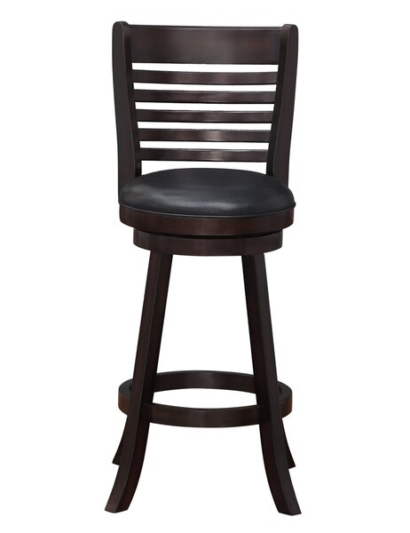 Starkville 29 Swivel Bar Stool by Darby Home Co