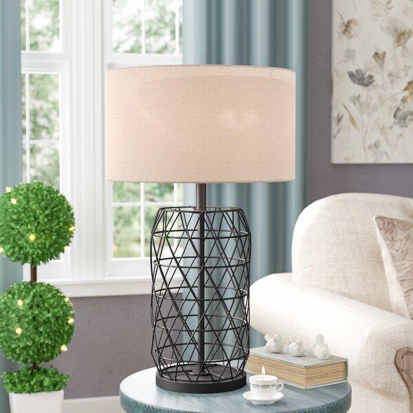Hershel 27 Table Lamp by Laurel Foundry Modern Farmhouse