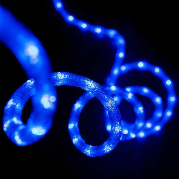LED Ribbed Snow Rope Light by The Holiday Aisle