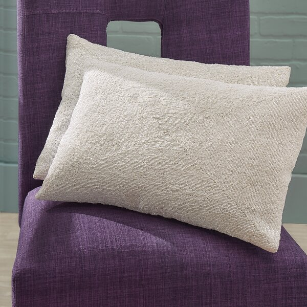 Glimmer Throw Pillow (Set of 2) by Mercury Row