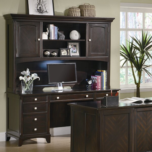 Evant Executive Desk by Wildon Home ®