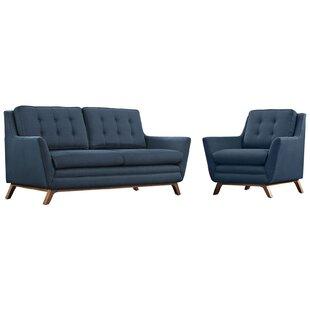 Bauman Living Room Set by George Oliver