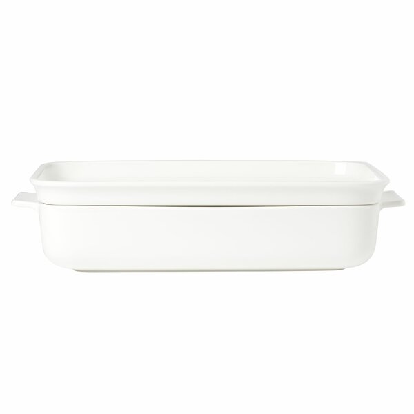 Pasta Passion Rectangular Lasagne Plate L for 4-6 people by Villeroy & Boch