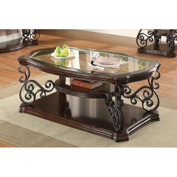 Patty Coffee Table by Fleur De Lis Living Fleur De Lis Living