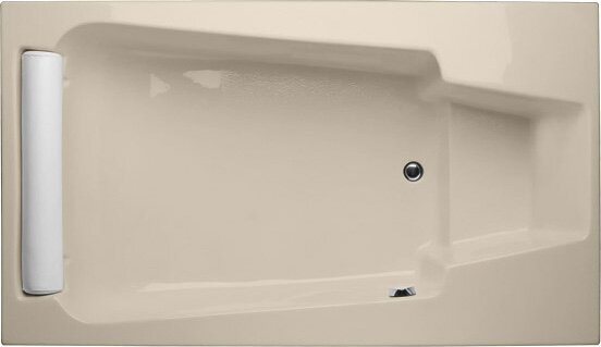 Designer Premier 72 x 36 Soaking Bathtub by Hydro Systems