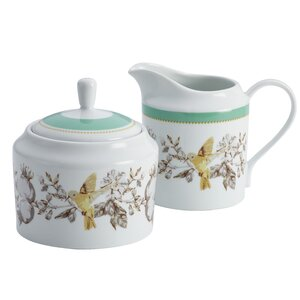 Fruitful Nectar Sugar & Creamer Set