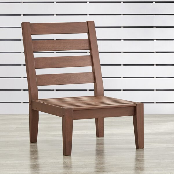 Hursey Armless Chair by Three Posts