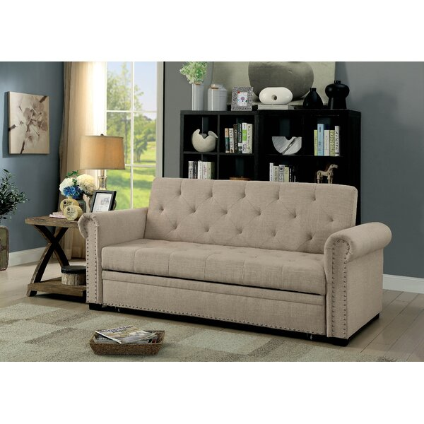 Reinert Sofa Bed by Charlton Home