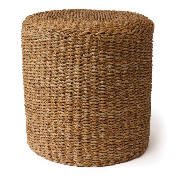 Limnia Pouf by Bay Isle Home