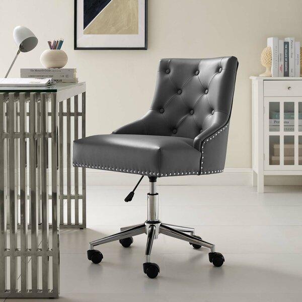 Burnett Tufted Button Task Chair