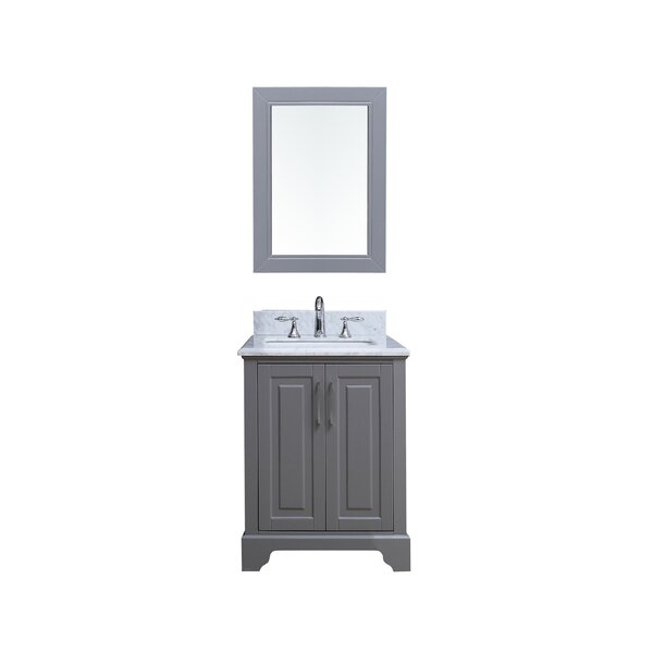 Hunziker 24 Single Bathroom Vanity Set by Charlton Home
