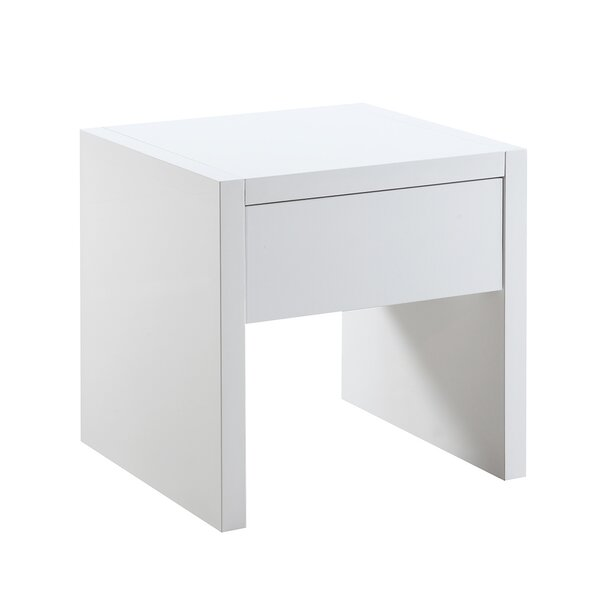 End Table with Storage by Scott Living