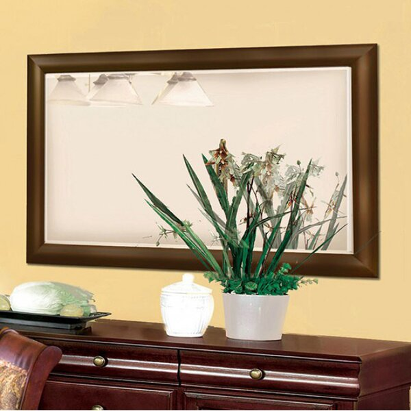 Dahlgren Wall Accent Mirror by Fleur De Lis Living