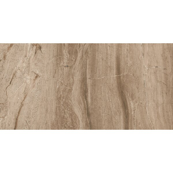 Amalfi 12 x 24 Ceramic Field Tile in Noce Domenico by Interceramic