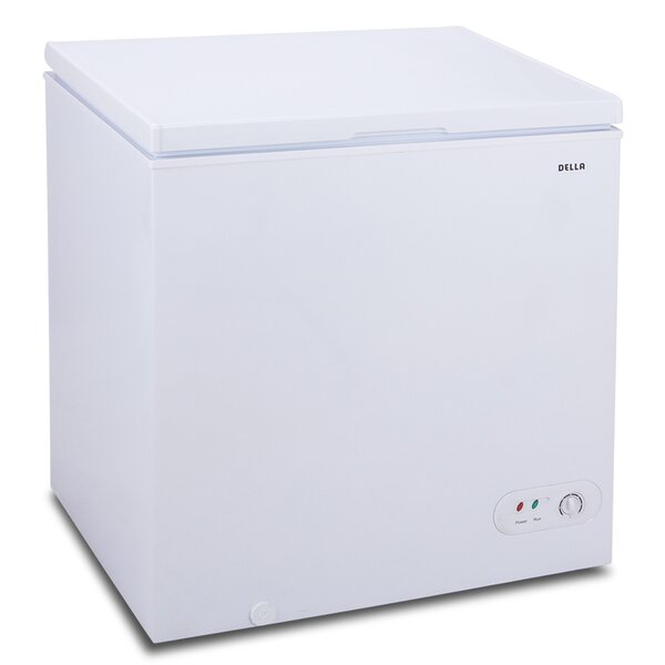 5.2 cu. ft. Chest Freezer by Della