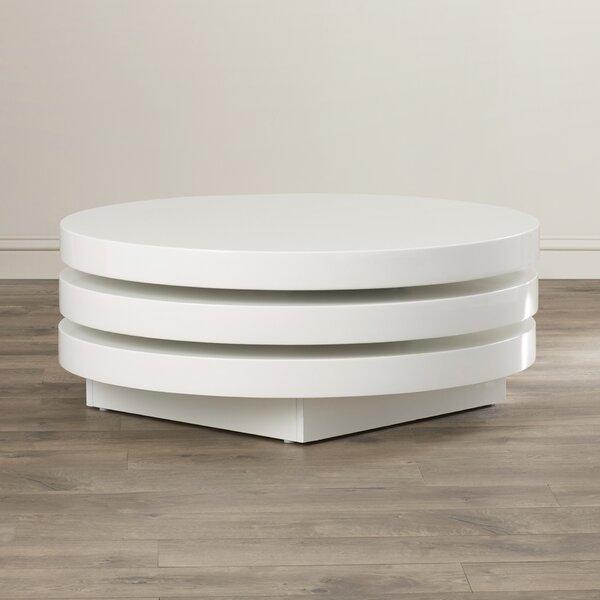Malachi Block Coffee Table By Wade Logan
