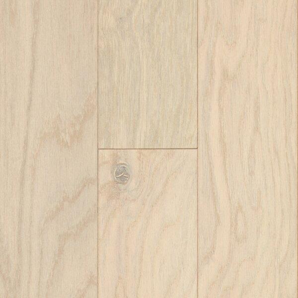 City Escape 5 Engineered Oak Hardwood Flooring in Seattle White by Mohawk Flooring
