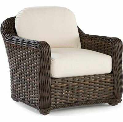South Hampton Patio Chair with Cushions by Lane Venture
