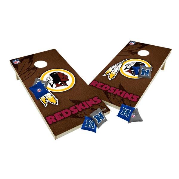 NFL XL Shields Cornhole Set by Tailgate Toss