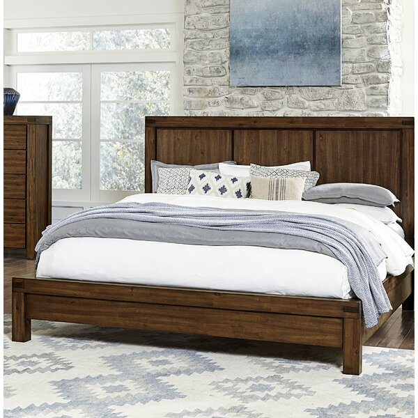 Royston Platform Bed by Millwood Pines