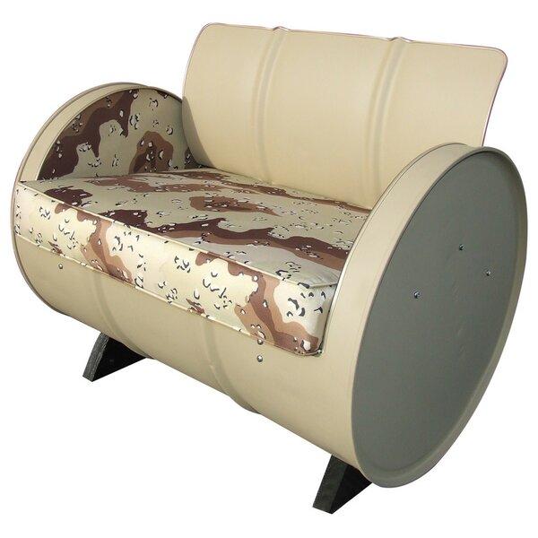 American Armchair by Drum Works Furniture
