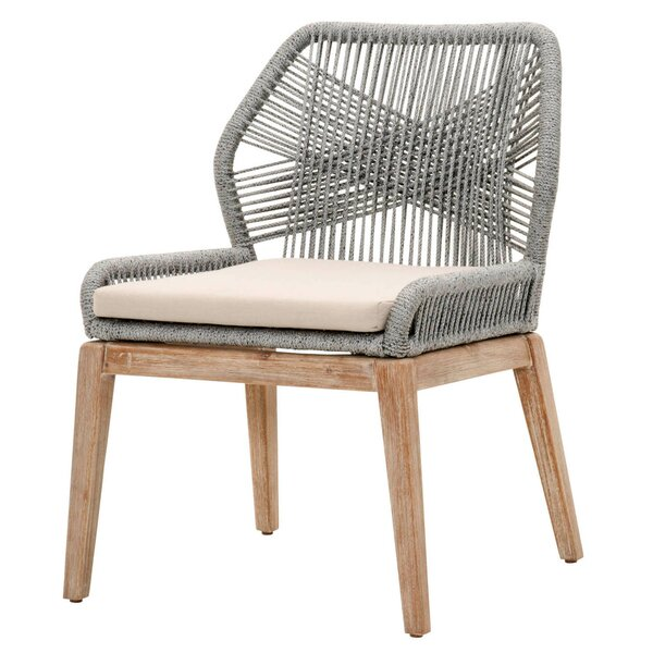 Kiley Upholstered Dining Chair (Set Of 2) By Mistana