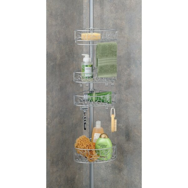 Augustine Bathroom Shower Caddy by The Twillery Co.