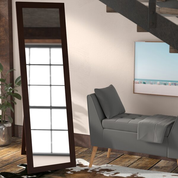 Ruffner Floor Full Length Mirror by Latitude Run