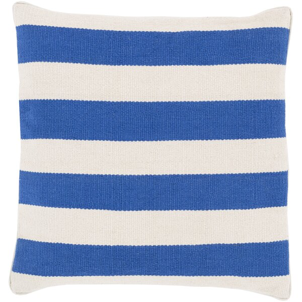 Garron Cotton Throw Pillow by Beachcrest Home