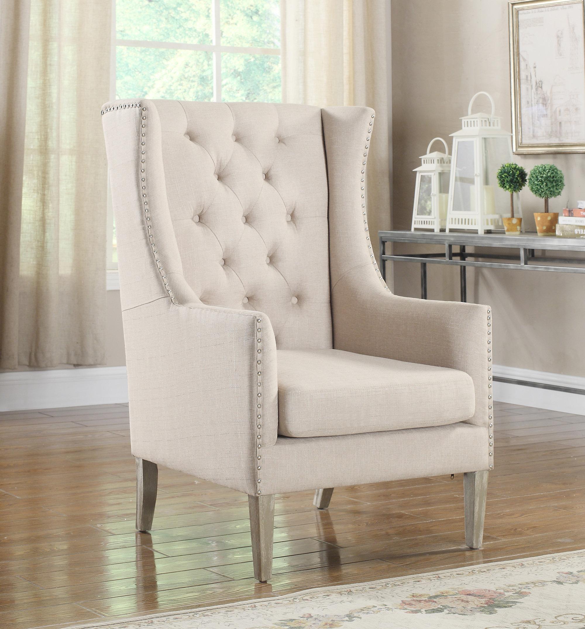 Osterhout Wingback Chair