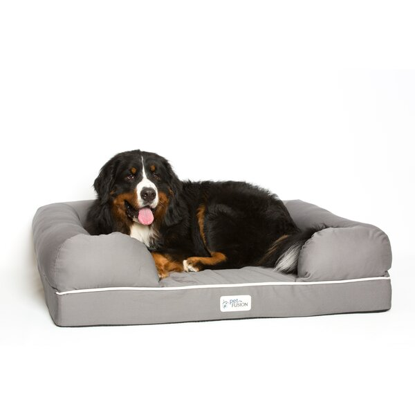Ultimate Lounge Premium Edition Dog Bed with Solid