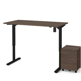 Brisa 2 Piece Electric Height Adjustable Standing Desk