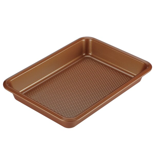 Ayesha Curry Non-Stick Rectangular Cake Pan by Ayesha Curry