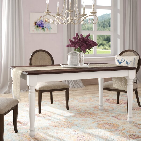 Chasteen Dining Table by Charlton Home