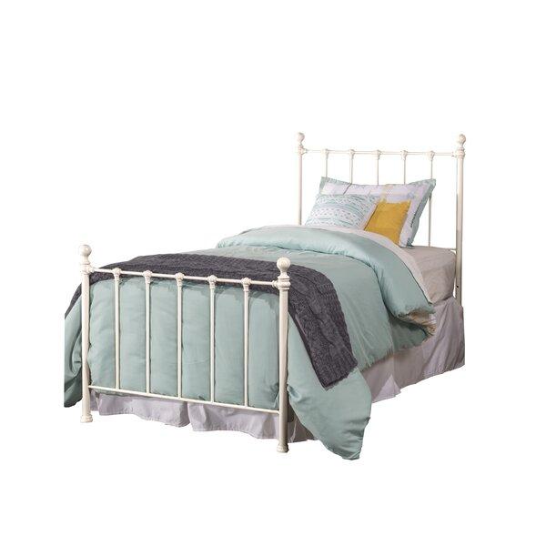 Barton Panel Bed by Harriet Bee