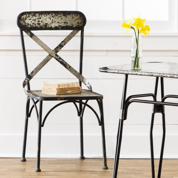 Luong Patio Dining Chair (Set of 2) by Gracie Oaks