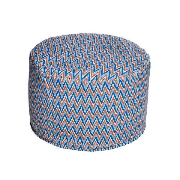 Small Outdoor Friendly Classic Bean Bag By HRH Designs