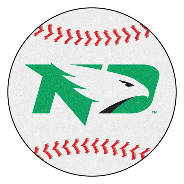NCAA University of North Dakota Baseball Mat by FANMATS