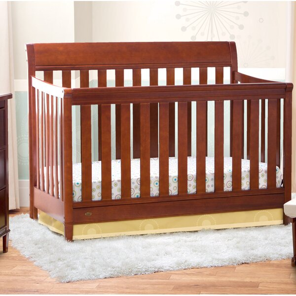 Haven 4-in-1 Convertible Crib by Delta Children