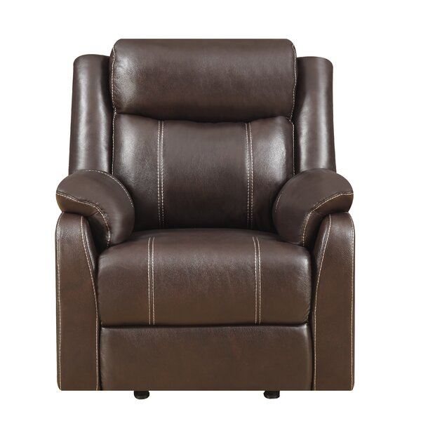 Rockville Manual Glider Recliner [Red Barrel Studio]