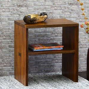 Cayu Live Edge End Table by 222 Fifth Furnit..