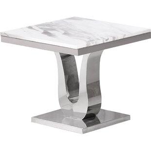 Maidenhead Marble End Table