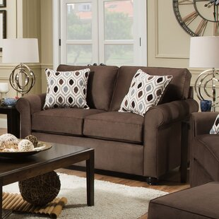 Simmons Upholstery Rausch Loveseat by Andover Mills