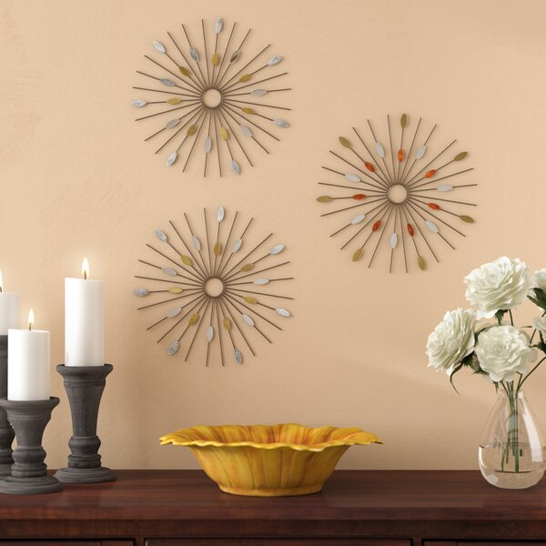 3 Piece Wall Décor Set by Mercury Row