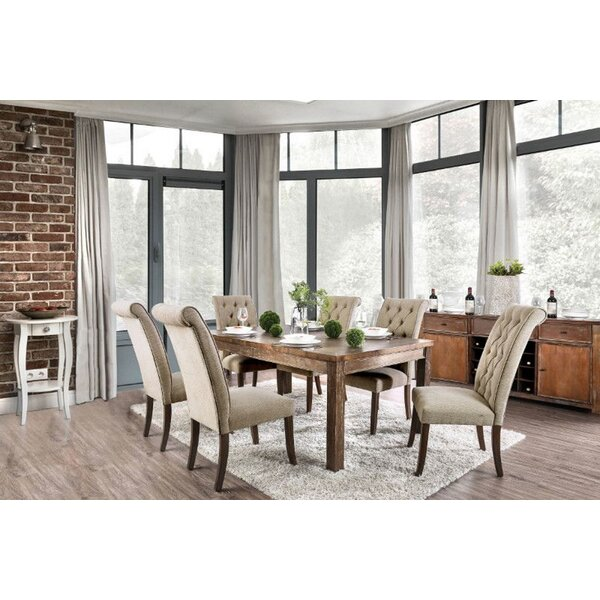 Duhon 7 Piece Dining Set by Gracie Oaks Gracie Oaks