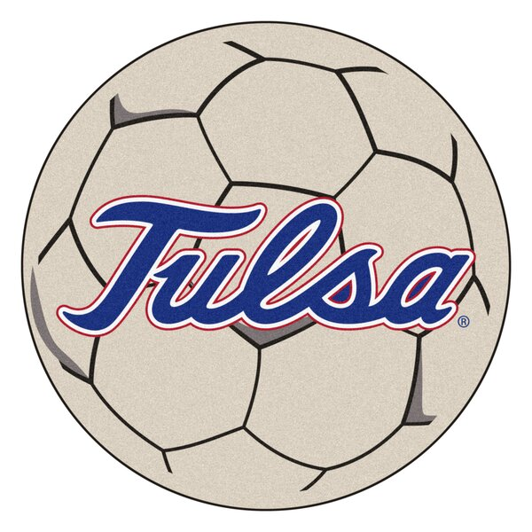 NCAA University of Tulsa Soccer Ball by FANMATS