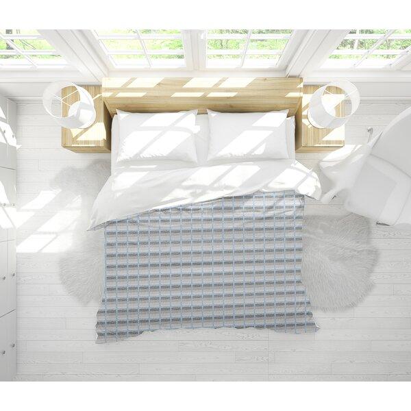 Tiled Lightweight Comforter Set