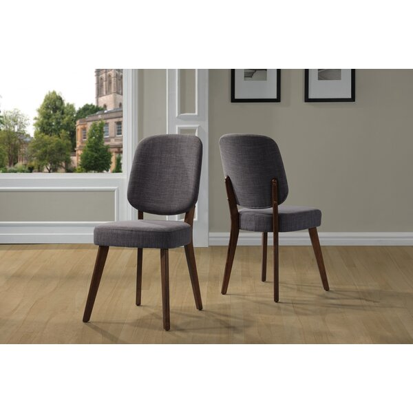 Giovanna Upholstered Dining Chair (Set of 2) by Corrigan Studio