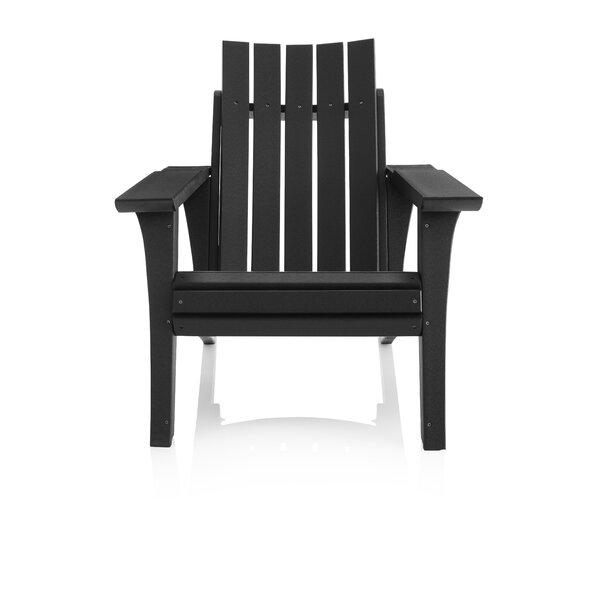 Jarrett Bay Carolina Flare Solid Wood Adirondack Chair by Uwharrie Chair