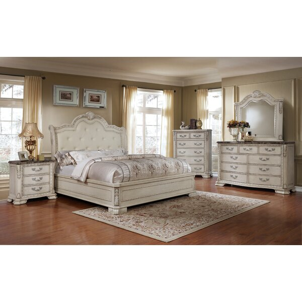 Lankford Standard 4 Piece Bedroom Set by One Allium Way